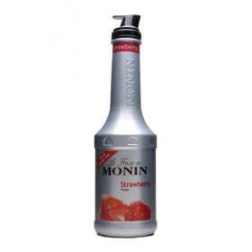 Monin Jordbær Puré - 100 cl