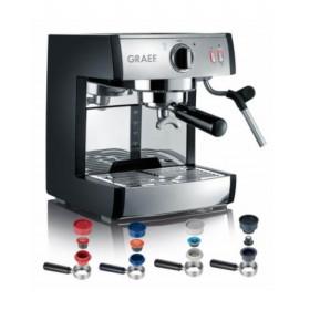 Graef Komplet Pivalla Espressomaskine - Sort