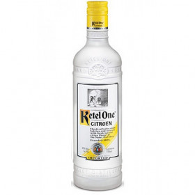 Ketel One Citron Vodka 40% - 70 cl
