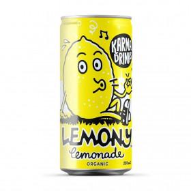 Lemony lemonade sodavand - 25 cl.