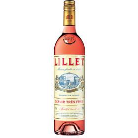 Lillet Rosé Aperitif 17% - 75 cl