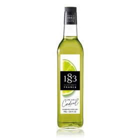 1883 Routin lime cordial - 70 cl.