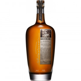 Masterson's 10-års straight rye whiskey