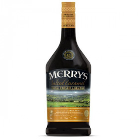 Merrys Irish Cream Saltkaramel 17% - 70