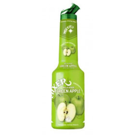 Grøn æble frugtpuré 1 Liter