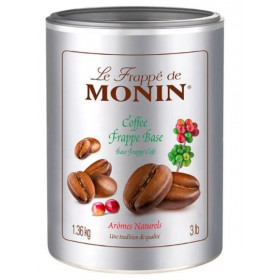 Monin Frappe Base 1.36 kg - Kaffe