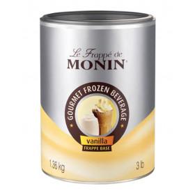Monin Frappe Base 1.36 kg - Vanilje