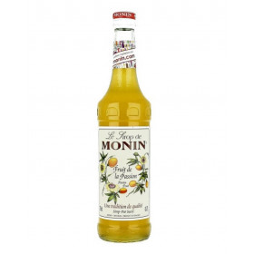 Monin passionsfrugt sirup 70 cl - med pant
