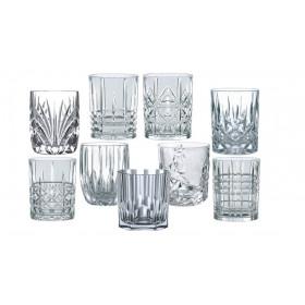 Bland selv drikkeglas, 6 valgfrie Nachtmann krystalglas