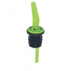 Free Flow Skænkeprop - Plast Grøn