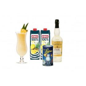 Pina Colada drinkspakke