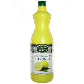 Ponte Sisto Citron Saft - 1 ltr.