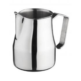 Latte art mælkekande i rustfrit stål - 35 cl