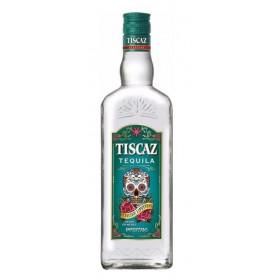 Tiscaz tequila silver 35% - 70 cl.