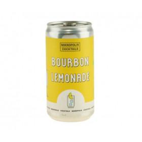 Mikropolis bourbon lemonade