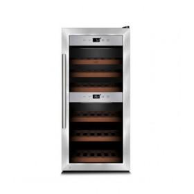 Caso wine comfort vinkøleskab til 24 flasker
