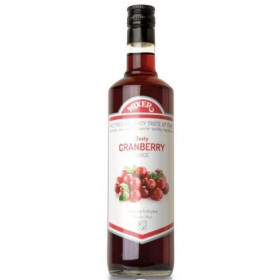 Tranebær Cordial Juice - 70 cl.