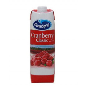 Tranebær Juice Ocean Spray - 1 Liter