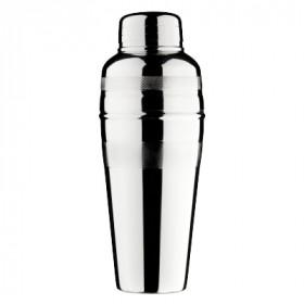 Savoy cocktail shaker med mønster - 70 cl