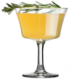 "6 x Urban Bar coupe cocktailglas i krystal ""Retro Fizz"" - 20 cl."
