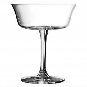 "6 x Urban Bar coupe cocktailglas i krystal ""Retro Fizzio"" - 26 cl."