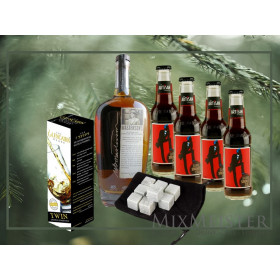Adventskalender til jul til en, der elsker whisky