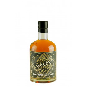Wilcox bourbon whisky 40% - 70 cl.