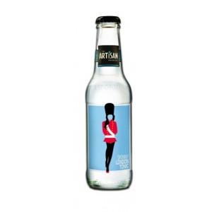 Artisan skinny london tonic water 20 cl. - Ink. pant