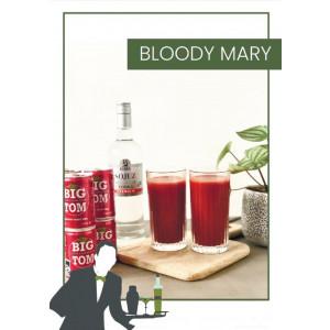 Drinksopskrift på bloody mary