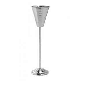 Klassisk champagnekøler med stander - Hammer effekt