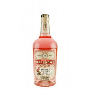 Half crown london rabarber og ingefær gin 70 cl.