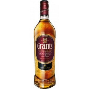 Grant's Blended scotch whisky 70 cl.