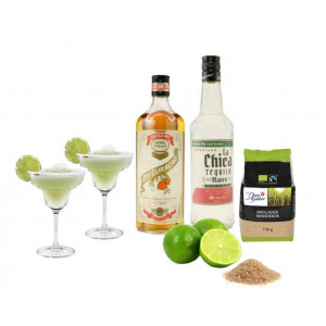 Margarita cocktailpakke