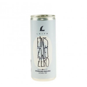 Leitz sparkling eins zwei zero alkoholfri vin - 25 cl
