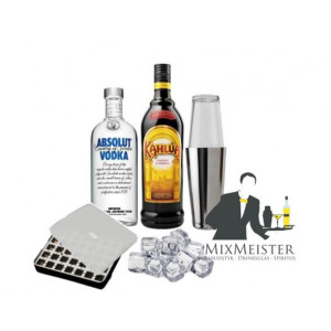 White Russian - Mix-Meister Cocktailsæt