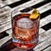 cocktail med kugle isterning - @thecocktail.blog