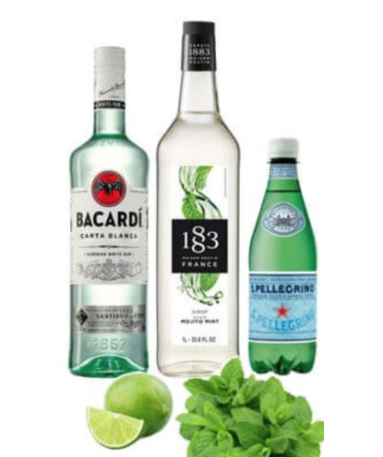 Mojito - Cocktailsæt